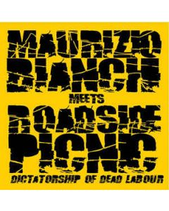 M.B. (Maurizio Bianchi) meets ROADSIDE PICNIC - 4iB CD/114/6 - Singapore - 4iB Records - CD - Dictatorship