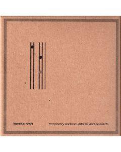 KONRAD KRAFT - aatp33 - Germany - aufabwegen - CD - temporary soundculptures and artefacts