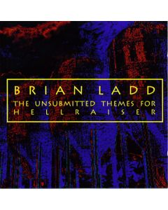 BRIAN LADD - aatp06 - Germany - aufabwegen - CD - The Unsubmitted Themes For Hellraiser