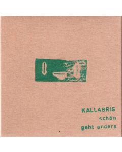 KALLABRIS - aatp30 - Germany - aufabwegen - CD - Schön geht anders