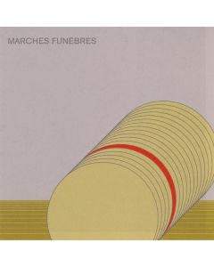 ASMUS TIETCHENS - Aatp32 / DS 112 - Germany - aufabwegen + Die Stadt - CD - Marches Funebres