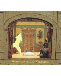ASMUS TIETCHENS - aatp45 - Germany - aufabwegen - CD - Humoresken und Vektoren