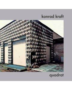 KONRAD KRAFT - aatp51 - Germany - aufabwegen - LP - Quadrat