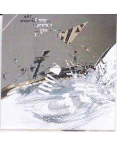 ARTIFICIAL MEMORY TRACE - 31 - IRE - Psy_clone Records - CDR - AMT Presents I.nter_preta.tions - 1