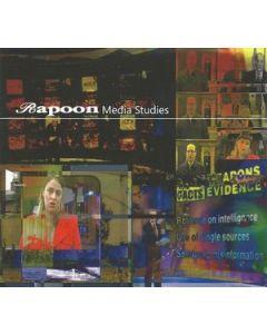RAPOON - aquarel 17-11 - Russia - Aquarellist - CD - Media Studies