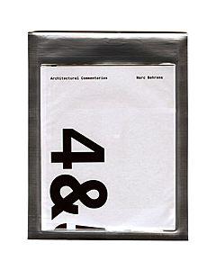 MARC BEHRENS - E45 - UK - Entr'acte - CD - Architectural Commentaries 4&5