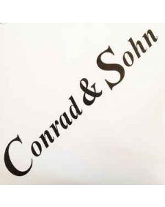 CONRAD SCHNITZLER/GREGOR SCHNITZLER - BB 133 - Germany - Bureau B - LP - Conrad & Sohn