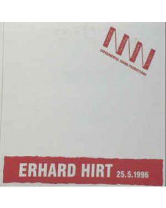"""ERHARD HIRT - BERSLTON 100 01 15 - Germany - NurNichtNur - 3""""CD - 25.5.1996"""