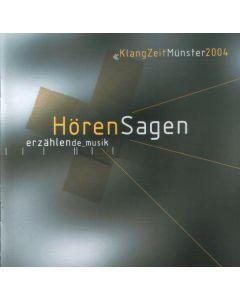 VARIOUS - BERSLTON 105 01 18 - Germany - NurNichtNur - 2xCD - HörenSagen - Erzählende Musik