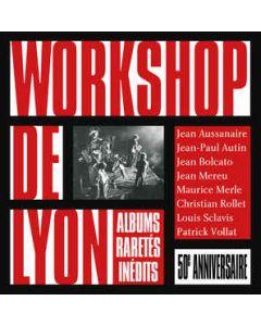 WORKSHOP DE LYON - BIS-004-U - France - Bisou - 6xCD-Box - 50e Anniversaire / 50th Anniversary