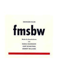 EBERHARD BLUM - Berlinische Galerie &#8206 - GER - Berlinische Galerie - CD - Fmsbw