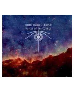 ELECTRIC URANUS/X-NAVI:ET &#8206 - BOP 7.5 - Poland - Beast Of Prey - CD - Voices Of The Cosmos