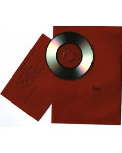 "BRN - AT27 - USA - Anxiety Attack - 3""CD-R - Five Pieces For Winter"