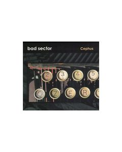 BAD SECTOR - BS 01-2015 - self released - CD - Cephus