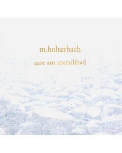 """M. HOLTERBACH - CDWhON010 - Belgium - erewhon - 3""""CD - Aare am Marzilibad"""