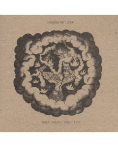 MERZBOW/Z'EV - CSR133CD - UK - Cold Spring - CD - Spiral Right/Spiral Left