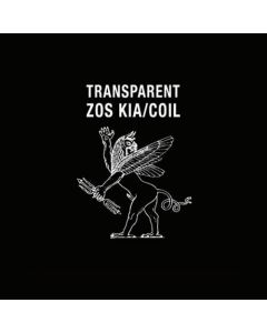 ZOS KIA/COIL - CSR230LP - UK - Cold Spring - 2xLP - Transparent