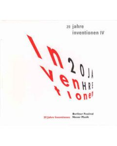 DAAD 205-1  - Germany - DAAD - CD-ROM - 20 Jahre Inventionen IV CD