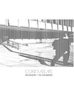 "CONTRASTATE - DPROMEP115 - UK - Dirter Promotions - 7"" -  True Believer / The 10/40 Window"