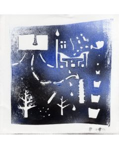"""licht-ung - DR-86 - Germany - Drone Records - 7"""" - Kristall"""