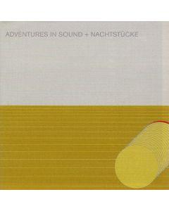 ASMUS TIETCHENS - DS55 - Germany - Die Stadt - 2xCD - Adventures In Sound + Nachtstücke