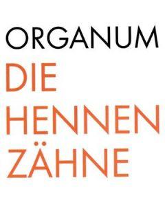 """ORGANUM - DS57 / DS 66 - Germany - Die Stadt - 3""""MCD - Die Hennen Zähne"""