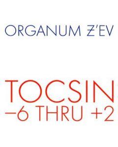 ORGANUM/Z'EV - DS77 - Germany - Die Stadt - CD - Tocsin -6 Thru 2