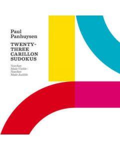 PAUL PANHUYSEN - 628.08 - Germany - Edition Telemark - LP - Twenty-Three Carillon Sudokus