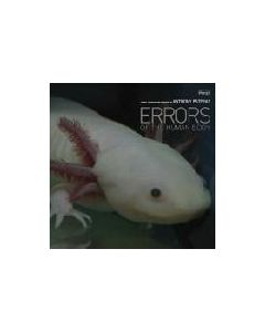 ANTHONY PATERAS - eMEGO140V - Austria - editionsMEGO - 2xLP -  Errors of the Human Body