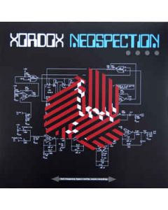 XORDOX - EMEGO 240 - Austria - editionsMEGO - LP - Neospection