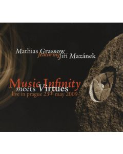 MATHIAS GRASSOW Featuring JIRI MAZANEK - ERA 2059-2 - Czech Republic - Nextera - Infinity.. - &#8206 -  Music