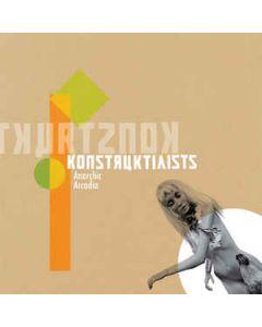 KONSTRUKTIVISTS - Exklageto 12 - Germany - E-Klageto - CD - Anarchic Arcadia