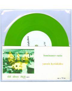 LUMINANCE RATIO/YANNIS KYRIAKIDES