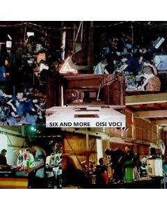 SIX AND MORE - GON 1004 - Germany - Archegon - CD - Oisi Voci