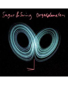 SAGOR & SWING - H.16 - Sweden - Häpna - CD - Orgelplaneten