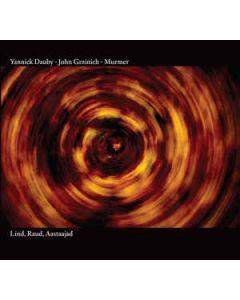 YANNICK DAUBY/JOHN GRZINICH/MURMER - ib005 - USA - Invisible Birds - 2xCD - Lind -  Raud -   Aastaajad