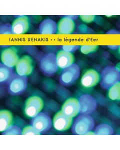 IANNIS XENAKIS - KR024 - Germany - Karlrecords - LP - La Légende D'Eer