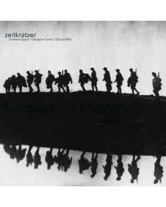 ZEITKRATZER - KR037 - Germany - Karlrecords - LP - Serbian War Songs