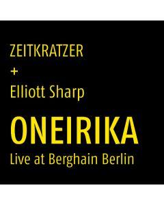 ZEITKRATZER + ELLIOTT SHARP