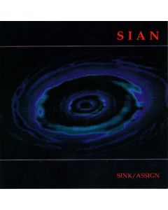 SIAN - MANCD23 - USA - Manifold records - CD - Sink/Assign