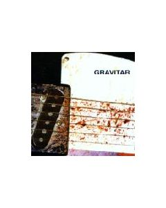 GRAVITAR - MANCD36 - USA - Manifold Records - CD - Edifier