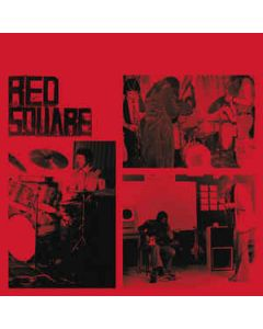 RED SQUARE - MENT003 - Spain - Mental Experience - LP - Rare And Lost 70s Recordings