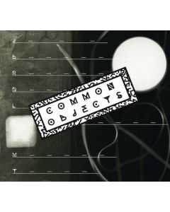 COMMON OBJECTS - mikroton cd 29 - Russia - Mikroton - CD - Live In Morden Tower