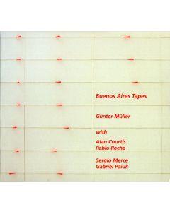 GÜNTER MÜLLER - mono025 - Poland - MonotypeRec. - 2xCD - Buenos Aires Tapes