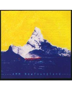 AMM - MRCD23 - UK - Matchless Recordings - CD - Newfoundland