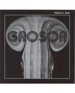 MIGUEL A. RUIZ - mv03 - Russia - Monochrome Vision - CD - Grosor
