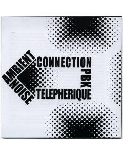 PBK & TELEPHERIQUE - mv22 - Russia - Monochrome Vision - CD - Ambient Noise Connection