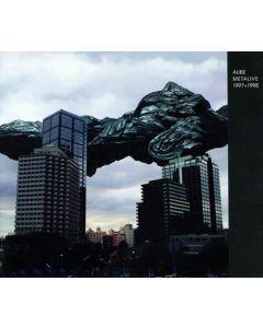 AUBE - Neurec-2 - Japan - Neurec - CD - Metalive 1997 + 1998