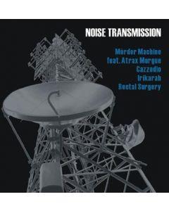 VARIOUS - dbcd01 - Germany - deafborn - CD - Noise Transmission