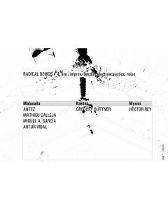 ANTEZ, MATHIEU CALLEJA, MIGUEL A. GARCIA, ARTUR VIDAL/GREGORY BÜTTNER/HECTOR REY